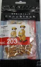 Nanoblock Meerkat 120 Pcs Building Kit NBC-203