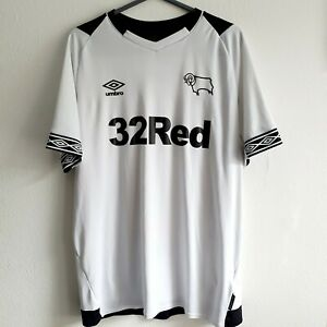 Derby County 18/19 Home Shirt