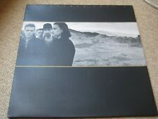 U2 The Joshua Tree LP UK 1st Issue [Ex+/Ex+] GREAT PRESS!!