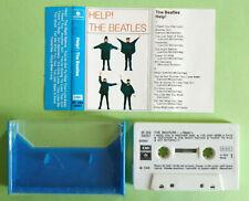 MC Musicassetta THE BEATLES Help! Italy Rock Beat 1970 Rara no lp cd dvd vhs 45