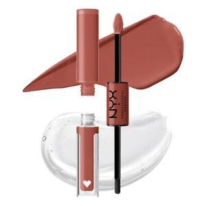 "NYX Shine Loud High Pigment Long Lasting Lip Gloss ""Ambition Statement"" BrandNew"