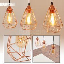 Lampe à suspension Lampe de chambre à coucher Lustre Lampe pendante Plafonnier
