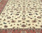 AN AWESOME PAKISTANI MADE WITH  THE ALL OVER DESIGN RUG