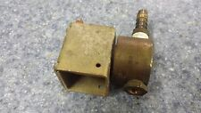 Dayton Electric Solenoid Valve 24V 17-12W #3A439 WORKS, TESTED!