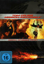 Mission Impossible Trilogy (Tom Cruise) 3 DVD-Set -Top Zustand-