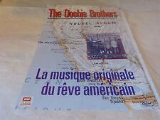 THE DOOBIE BROTHERS - Publicité de magazine / Advert !!! BROTHERHOOD !!!!!!!