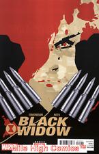 BLACK WIDOW (2014 Series)  (MARVEL) #15 Near Mint Comics Book