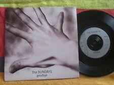 The Sundays – Goodbye / Wild Horses Parlophone  R 6319 7inch Single P/S