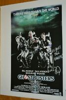 GHOSTBUSTERS  ~ Dan Aykroyd Autographed 12x18 Photo with AUTOGRAPH COA Hologram