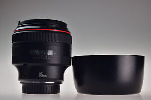 Canon EF 85mm f/1.2L USM Excellent