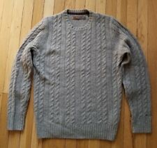 Ben Sherman Wool Cable Knit Sweater Size M New Without Tags Excellent!