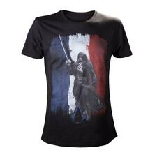 Assassins Creed - Unity - Tricolore - New T-Shirt - Official Merch - Vrs Sizes