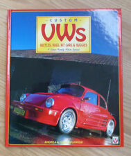 CUSTOM VWs BEETLE, BUGS, KIT CARS & BUGGIES BOOK/MANUAL - COLOUR ALBUM