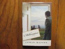 """INMAN  MAJORS  Signed Book(""""THE  MILLIONAIRES""""-2009  1st Edition  Hardback Book)"""