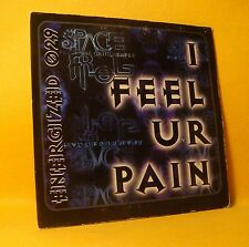 Cardsleeve Single CD Space Frog Ft The Grim Reaper I Feel Ur Pain 2TR 1997 Tranc