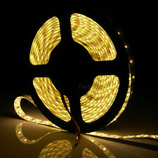 Waterproof 5M 300Leds Warm White Smd 5630 Flexible Led Strip Light 12V