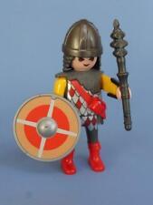 C Playmobil barbare chevalier//viking shield /& ARME-Château de joutes navire