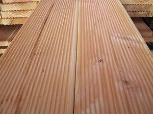 42 m² Douglasie Terrassendielen Holz Restposten 4 m Massivholz Terrassenholz
