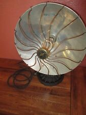 VINTAGE MID CENTURY SPACE HEATER BY AMERICAN GAS MACHINE CO INC. untested