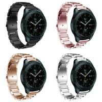 Samsung Galaxy Watch Stainless Steel Metal Bands Bracelet 42mm 46mm with Tool
