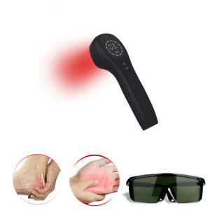 Low Level Laser Therapy Device for Nerve Body Pain Relief Peripheral Neuropathy