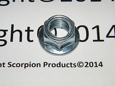 Chinese Scooter Front Variator Nut GY6 50cc 139QMB 1P39QMB Chinese Scooter Parts