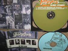 FREESTYLERS We Rock Hard 2 CD TENOR FLY & B-BOY STANCE