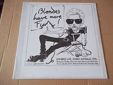 Lou Reed - live in Sydney (1974) rare live LP Not TMOQ SEALED