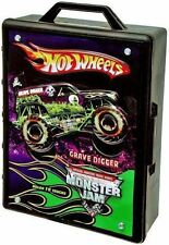 Hot Wheels Monster Jam Truck Case. HUGE Saving