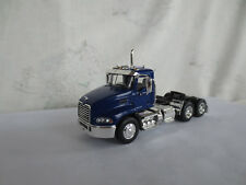 FIRST GEAR 1/64 BLUE MACK CAB TOY TRUCK TRACTOR FITS DCP TRAILERS