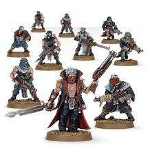 WARHAMMER 40K Oscura Vendetta Chaos Space Marine membri di sette tetchvar 10 Uomo Squad