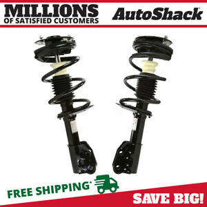 Front Complete Strut & Coil Spring Assembly Pair 2 for Grand Am Malibu Classic