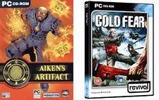 Aiken l'artefact & cold fear neuf & scellé