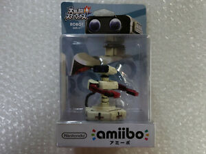 Brand New Super Smash Bros ROBOT Amiibo Nintendo Switch Wii U 3DS Japan