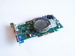 LEADTEK NVIDIA GeForce FX 5600 256MB DDR AGP Excellent Condition!