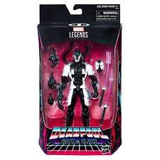 "100 Hasbro Marvel Legends 6"" Action Figure Back in Black Deadpool"