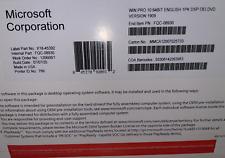 Windows 10 Product Key + Installation Dvd Genuine Pr0FesslOnal Coa