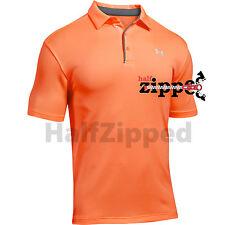 Under Armour UA Tech Men's Golf Polo Shirt 1290140 S-3XL