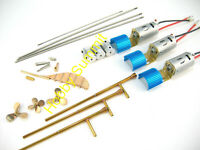 NEW 1/200 TITANIC  R/C RUNNING GEAR  Upgrade Conversion Set Trumpeter Kit  03719