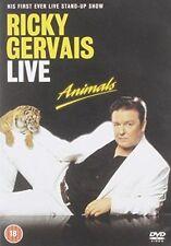 Ricky Gervais Live Animals DVD 2003 Region 2