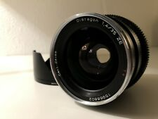 ZEISS Distagon T 35mm f/1.4 ZE For Canon With Focus Gear