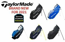 TaylorMade FlexTech Waterproof Stand Bag **BRAND NEW FOR 2021**