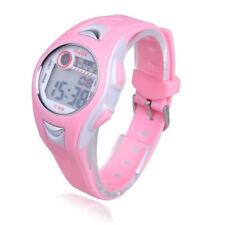 Reloj de pulsera digital para Natacion Deportes de chica chico ninos Rosado X7A2