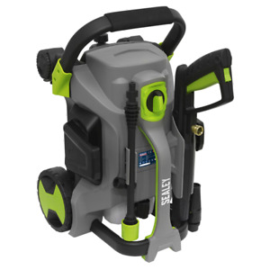 Sealey PW2000PA Pull Along Pressure Washer 140bar with TSS 1800W