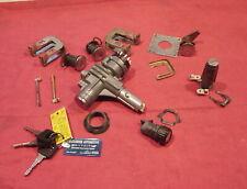 Volvo 740 WAGON Lock Set. SIX Locks Coded to the same key. 1985-1992 740 & More.