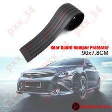 For Toyota 4 Runner Auris Avensis Celica Car Rear Bumper Sill Rubber Cover Trim