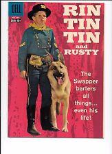 Rin Tin Tin #27 October 1958