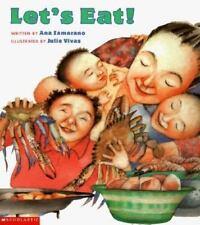 Let's Eat!, Ana Zamorano, Good Book