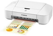 Canon PIXMA IP2850 (A4) Inkjet Photo Printer (White) *Open Box*