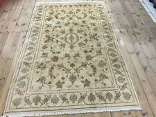 Tapis rectangulaire persane/orientale traditionnelle pour la maison en 100% laine